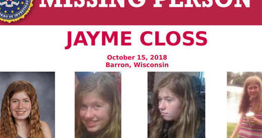 closs missing poster
