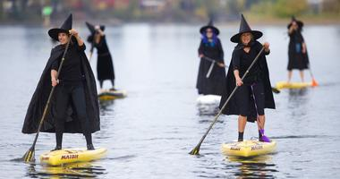 Oregon witches