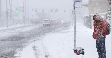 snowstorm AP