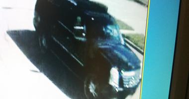 suspect vehicle - Livonia stranger