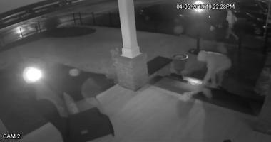 statue thieves