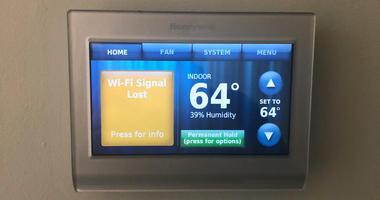whitmer thermostat