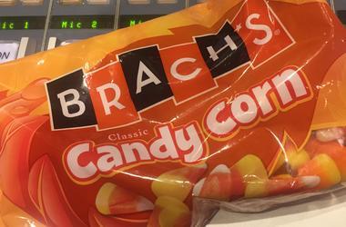 candy corn shellac