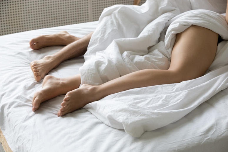 Sleeping Naked Is Good For You