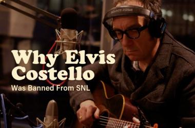 Elvis Costello SNL