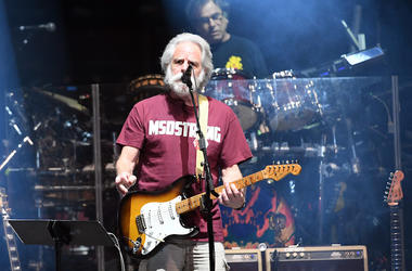 Bob Weir of Dead And Company