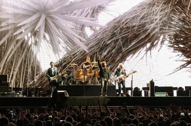 U2 Live In Chicago
