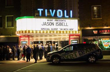 Jason Isbell Live at the Tivoli Theatre