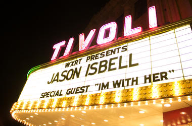 Jason Isbell at the Tivoli Theatre in Downers Grove