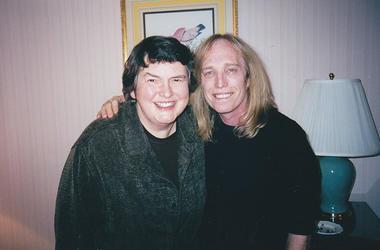 Tom Petty & Terri Hemmert