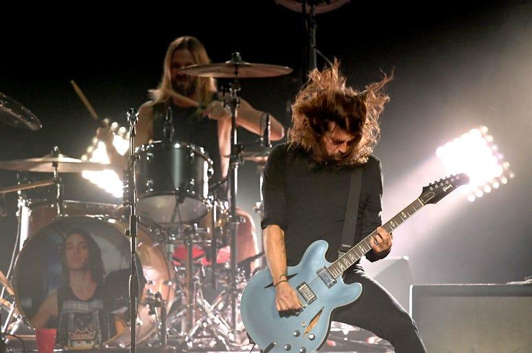 Best Rock Albums Of 2020 Taylor Hawkins Predicts a New Foo Fighters Album in 2020 | 93 XRT