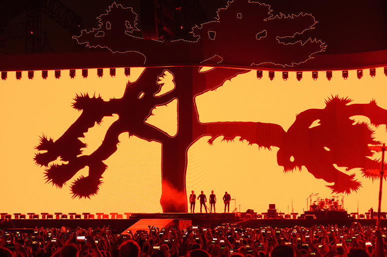 U2 In Chicago - A Sort Of Homecoming | 93 XRT