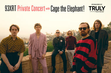 Cage The Elephant Private Performance