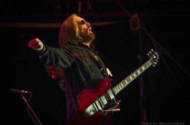 Tom Petty at Wrigley Field