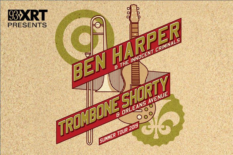 Ben Harper & Trombone Shorty