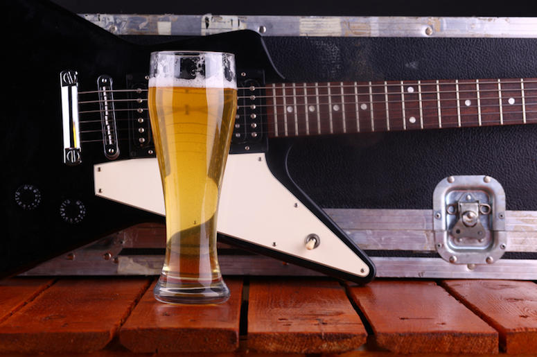 Marshall Amps Release New Craft Beer   93 XRT