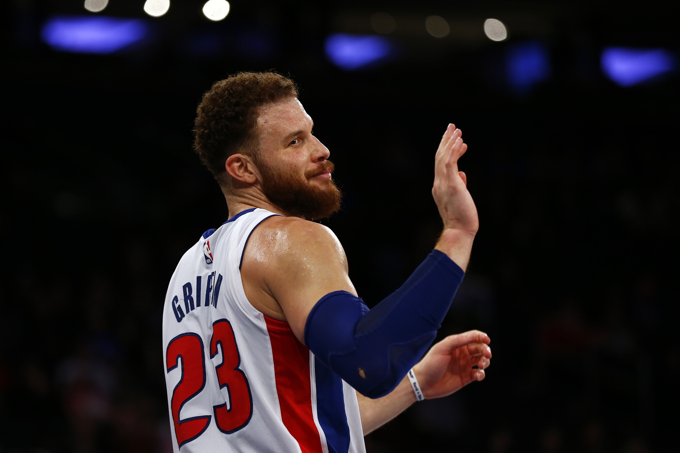"Blake Griffin Says He Was Pitied After Trade To Pistons: ""Ohh, Sorry,"