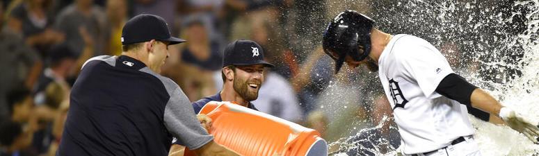 Jordy Mercer , Detroit Tigers