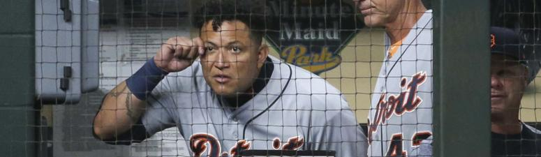 Cabrera, Gardenhire Ejected During 5-4 Loss To Astros