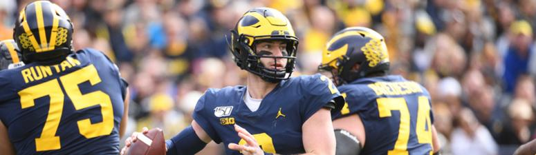 AP Top 25: Michigan Up To No. 16; OSU Rises To 3rd After Beating Spartans