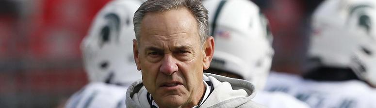 Dantonio's Hope For Low-Scoring Spartans: If Ohio State Did It, So Can We
