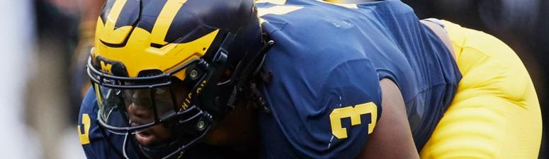 """Rashan Gary Calls Michigan State """"Our Little Sister"""" In Interview [VIDEO]"""