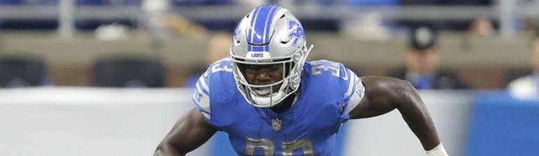 Patricia: Kerryon Johnson's Status Unclear After Injury Against Vikings