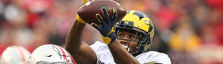 Injuries For Michigan WR Peoples-Jones, DT Dwumfour More Serious Than Harbaugh Thought