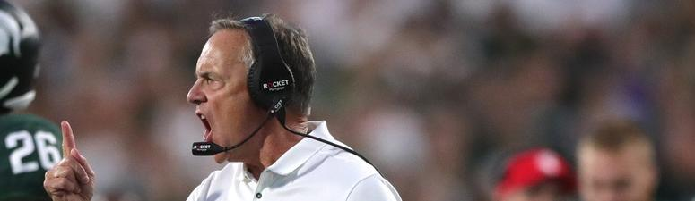 Dantonio Calls Out Offense For Lacking Effort, Toughness: 'That Message Is Going To Get Sent'