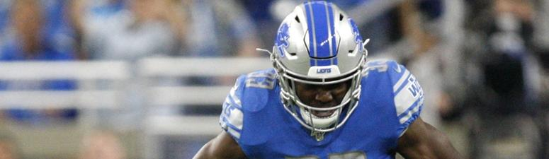 Lions Place RB Kerryon Johnson On Injured Reserve