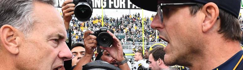 Michigan, Michigan State Crack Top 25 In First Coaches Poll Of Season