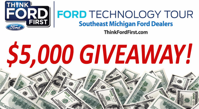 2019 Ford Technology Tour $5,000 Giveaway! | 97 1 The Ticket