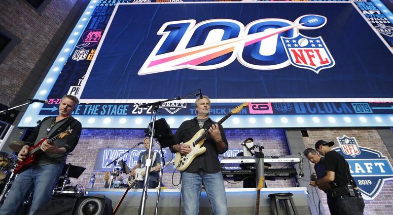 NFL Draft, Nashville