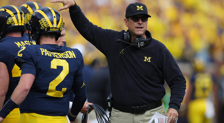 Mike Valenti: 'Jim Harbaugh Should Be Gone'