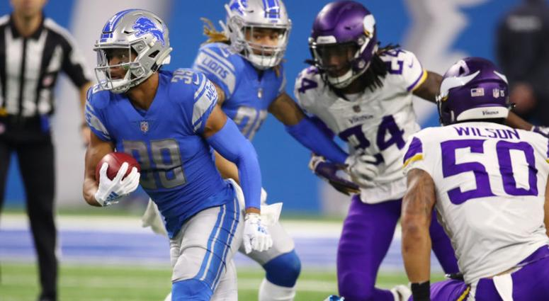Detroit Lions Seeing What They Have At Punt Returner During OTAs