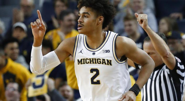 Jordan Poole Staying In NBA Draft, Career At Michigan Over