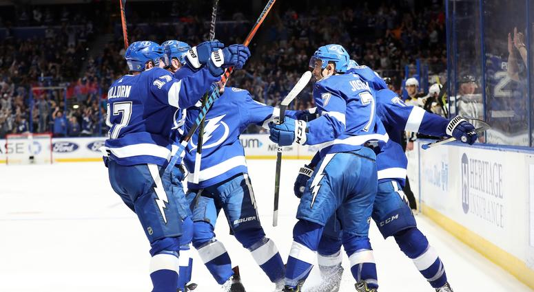 Lightning Within 3 Of 1995-96 Red Wings' Wins Record | 97 1