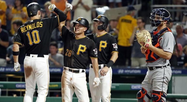 Reynolds Caps Comeback With 3-Run Blast, Pirates Beat Tigers 8-7