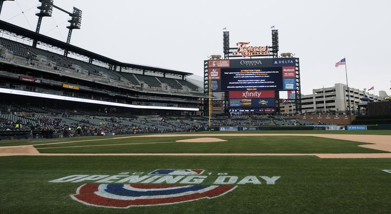 Detroit Tigers Announce 2019 Schedule 97 1 The Ticket