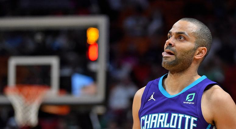 e6f817bd8f7 Tony Parker Says He's Retiring From NBA After 18 Seasons | 97.1 The ...
