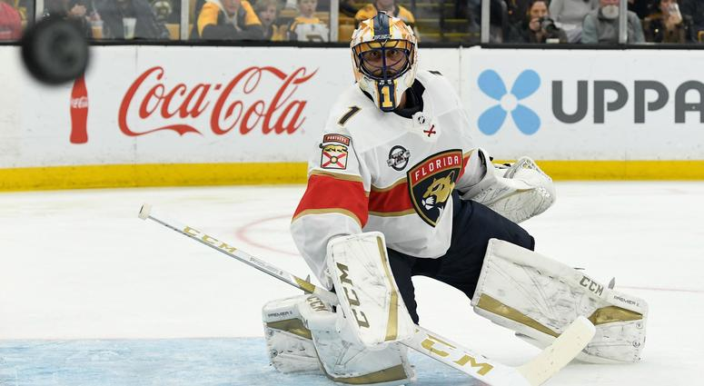 Goalie Roberto Luongo Retires After 19 Nhl Seasons 97 1 The Ticket