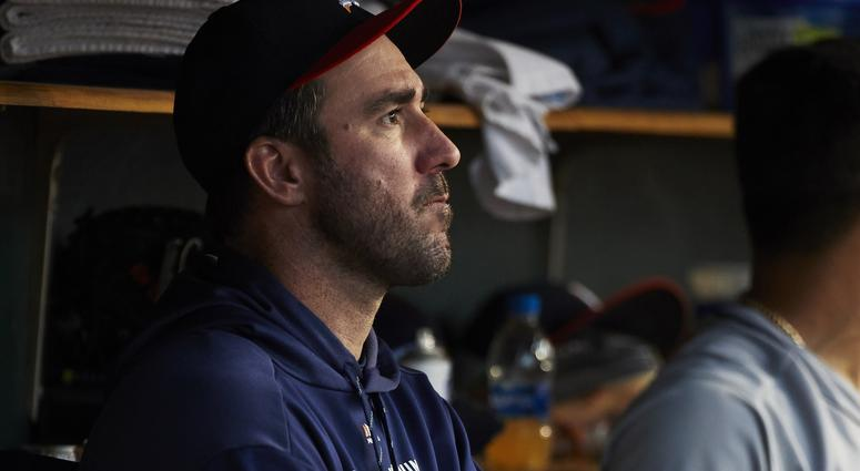 Justin Verlander Saddened By New Reality At Comerica Park