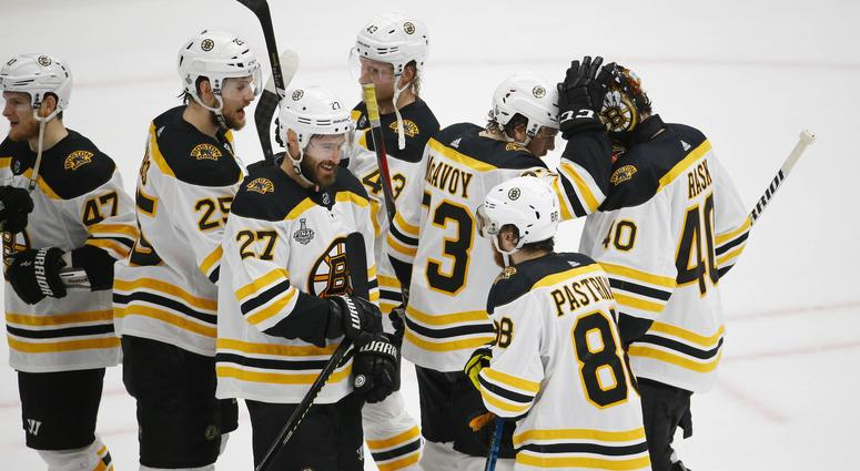246cd3c55 Bruins Force Stanley Cup Game 7 With 5-1 Win Over Blues | 97.1 The ...