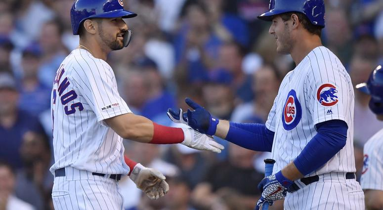 Castellanos Already A Hit With Cubs: 'He's Reminding Us What Hunger