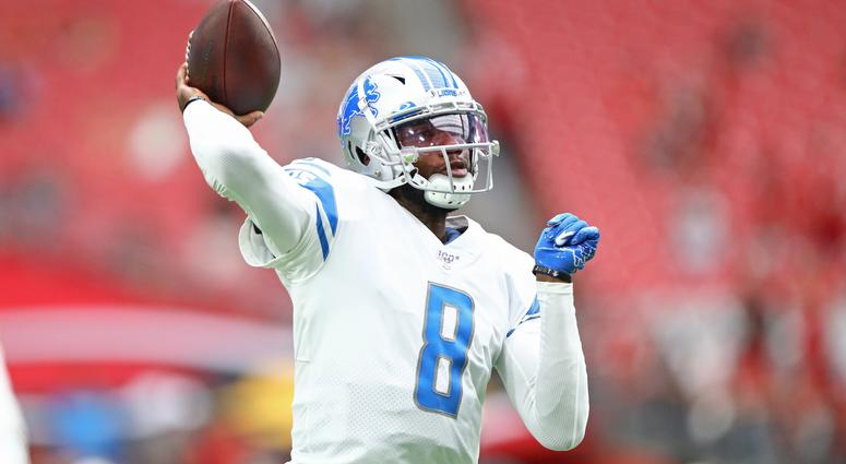 Lions Reportedly Release QB Josh Johnson, Opening Door For Blough