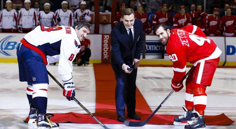 Fedorov Says He 'Would Love To' Join Yzerman's Staff With Red Wings