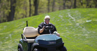 John Daly, Golf Cart