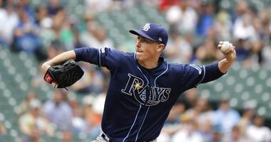 Ryan Yarbrough, Tampa Bay Rays