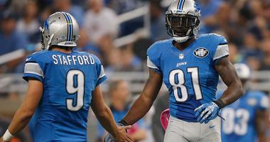 Calvin Johnson, Detroit Lions, Matthew Stafford