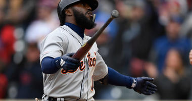 Josh Harrison, Detroit Tigers, losing streak